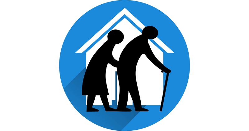 Se perdo la casa all'asta, i minori, gli anziani ed i malati devono andare via?